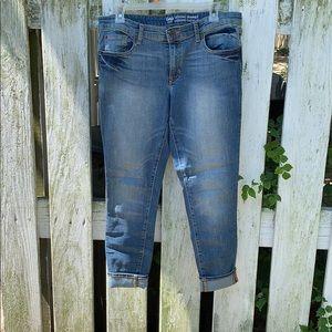 GAP Jeans. Size 8/29R. EUC.
